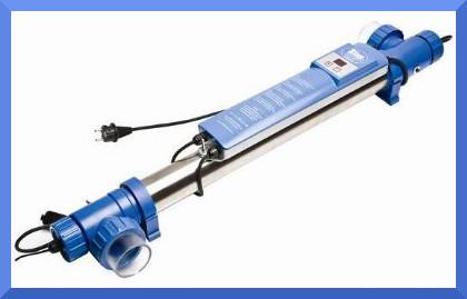 Blue Lagoon Domestic UV Timer System